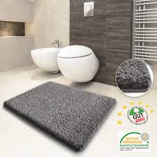 excotic large bath rugs for your bathroom floor decor large grey wool bath rugs