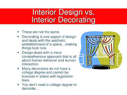 Interior Decorator Vs Interior Designer Inspiration Interior Designer Vs Decorator Ramundo