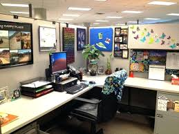 decoration ideas for office. Office Table Decoration Simple Desk Ideas Workspace Cubicle For