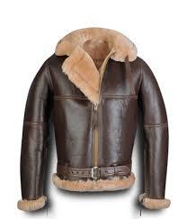 koen raf sheepskin er jacket