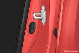 light switch located in door jamb