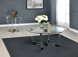 Coaster Coffee Table In Antique Bronze Local Furniture Outlet