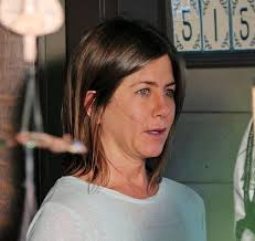 in an interview jennifer aniston she speaks about going makeup free for her uping young woman