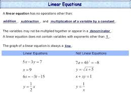 linear equation original linear equations questions and answers linear equation inconsistent if a system