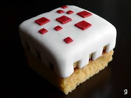 cake minecraft recipe. Gourmet Gaming, A Blog About Creating Video Game Foods, Beverages, And Other Edibles In Real Life Cake Minecraft Recipe