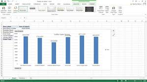 Excel Chart Label Data Points How To Customize Your Excel Pivot Chart Data Labels Dummies