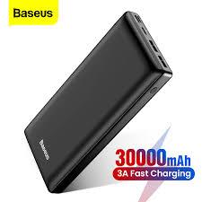 <b>Baseus Power Bank 30000mAh Powerbank</b> USB C Fast Poverbank ...