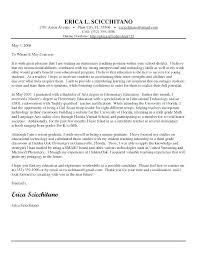 Primary Teacher Cover Letter Example Of Teacher Cover Letter Baxrayder