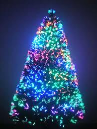 8 Foot Fiber Optic Christmas Tree SaleBlack Fiber Optic Christmas Tree