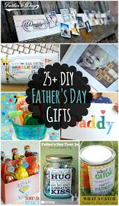 25 DIY Fathers Day Gift Ideas - lots of different DIY Ideas that Dad will  love