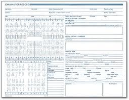 Practice Dental Charting Free Patient Dental Chart Sample Bedowntowndaytona Com