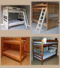 Bunk Beds Factory Direct Solid Hardwood