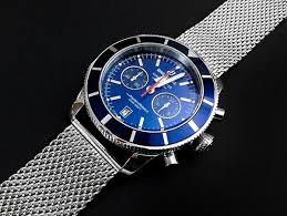 Best Swiss Review Replica Breitling A Choose Of Heritage You Chronograph Superocean - 44 Time