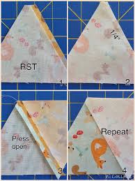 how to cut 60 degree triangle quilts with a template | SewMod & SewMod equilateral quilt tutorial Adamdwight.com