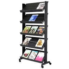 newspaper rack for office. Magazine Racks For Office. XL PaperFlow Model 255N Single Side Rack Office Newspaper G