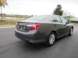 2012 Used Toyota Camry 4dr Sedan I4 Automatic LE at Luxury of ...