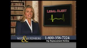 Weitz Luxenberg Weitz And Luxenberg Tv Commercial Legal Alert Ispot Tv
