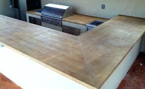 wood tile countertops wood tile concrete edge club wood trim granite tile countertop wood trim around wood tile countertops