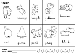 Coloring Printables Kindergarten With Worksheets For Learning ...