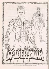 Small Picture SpiderFanorg Comics Spider Man ColorActivity Bendon Page