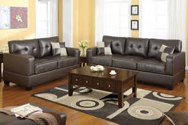 Leather Living Room Sets Furniture Accessories Contemporary Design Of Accent Pillows For