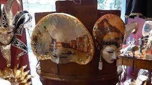 Decorative Venetian Wall Masks Decorative Venetian Mask style wall pieces Picture of Atelier 44