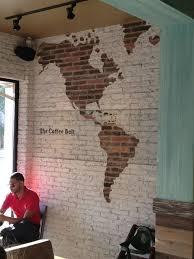 exposed brick walls design inspiration bricks stenciling and painted brick walls