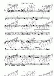 The entertaineri by scott joplin acoustic arrangement. The Entertainer Lead Sheet Download Sheet Music Pdf File