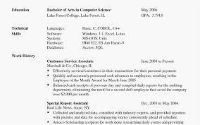 Computer Science Resume Sample Beautiful Best Programmer Resume