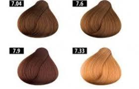 18 Colors Vb Salon Hair Color Chart Hair Color Charts