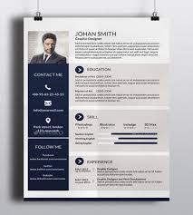 Modern Resume Sheet 41 One Page Resume Templates Free Samples Examples