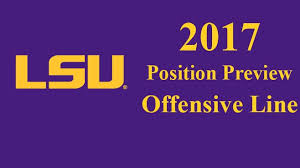 Lsu 2017 Depth Chart 2017 Lsu Tigers Position Preview Offensive Line 103 7 The