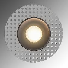 Flush Mount Can Light Alcon Lighting 14074 Rf Illusione 4 Inch Round Architectural Led Trimless Flush Mount Recessed Light Fixture