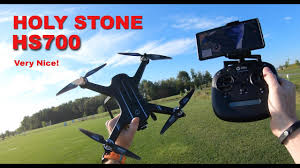 Holy Stone Drone Comparison Chart Holy Stone Hs700 Drone Very Nice Gps Drone