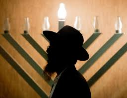 photo of the day musings under the menorah