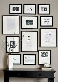 free typography printables design dining diapers black picture frames wall t57 black