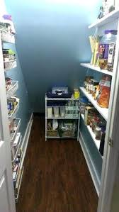 under stairs closet storage solutions closet under stairs pantry almost  finished design that under stairs closet