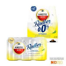 Amstel, radler aanbieding, bier aanbiedingen van Amstel