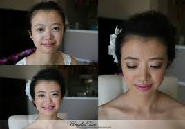 san go 39 s wedding hair los angeles blushing natural glow asian chinese bride makeup artist