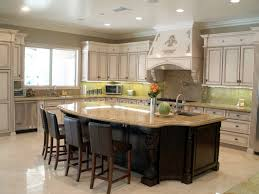 impressing kitchen island seating. Traditional Kitchen Tile Countertops Large Island With Seating And Storage Of Custom Islands Breakfast Bar Kitchen: Impressing