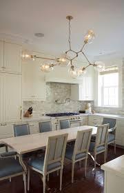 Kitchen Dining Lighting Lindsey Adelman Lighting Branching Custom 7 Globe Branching