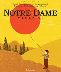 notre dame magazine essays honored in best american essays  notre dame magazine