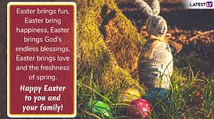 Happy Easter Sunday 2019 Wishes And Messages Best Whatsapp Stickers