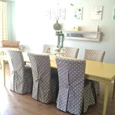 beautiful dining room chair slipcovers pattern and slip covers best slipcover diy no sew cha