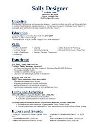 Resume Ideas Classy Gallery Of Fashion Designer Resume Help Resume Samples Across