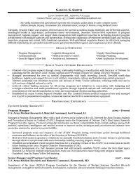 Veteran Resume Examples Military Veteran Resume Examples Free Resumes Tips Military