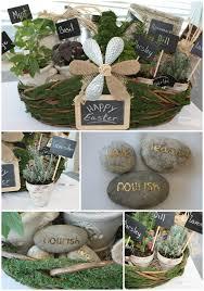 fairy garden gift basket by howdoesshe