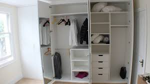 ... Bedroom Wardrobe Closet Black Storage Modern Armoire Ikea Designs  Design Phenomenal 1280 ...