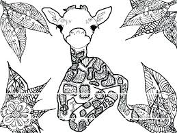 Giraffes Coloring Pages Coloring Pages For Kids Of Giraffe Giraffe