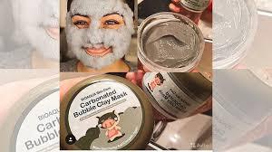 <b>Очищающая пузырьковая маска на</b> основе глины 100 гр купить в ...